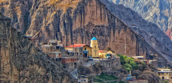 Iruya  Salta información turística y excursiones